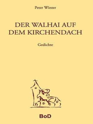 cover image of Der Walhai auf dem Kirchendach