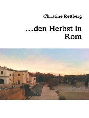 cover image of ... den Herbst in Rom