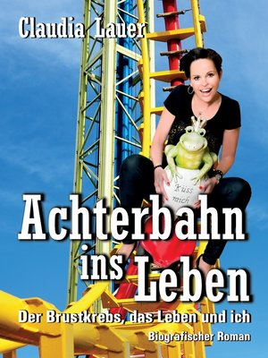 cover image of Achterbahn ins Leben