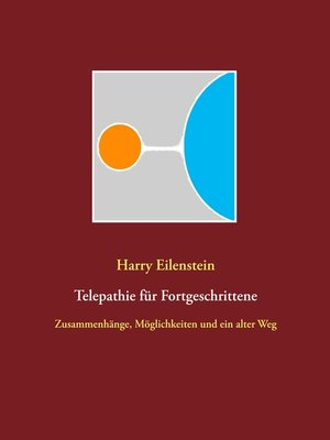 cover image of Telepathie für Fortgeschrittene