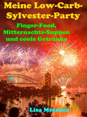 cover image of Meine Low-Carb-Sylvester-Party