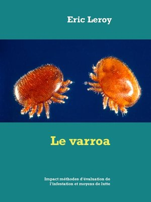 cover image of Le varroa