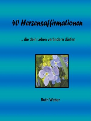 cover image of 40 Herzensaffirmationen