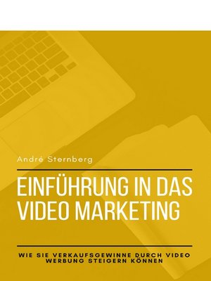 cover image of Einführung in das Video Marketing