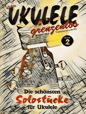 cover image of UKULELE grenzenlos