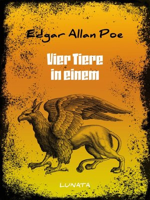 cover image of Vier Tiere in einem