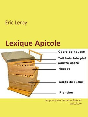 cover image of Lexique Apicole