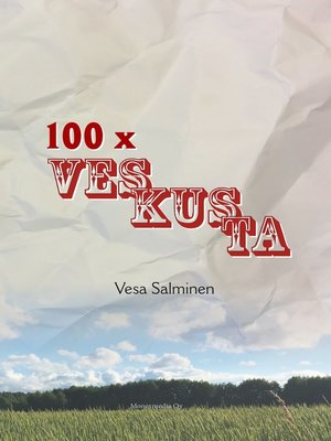 cover image of 100 X Veskusta