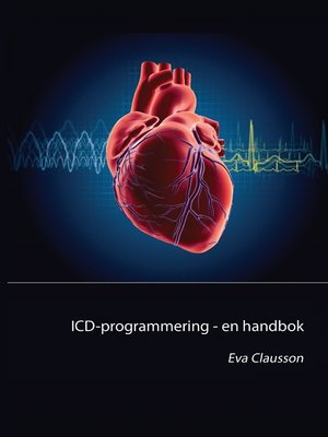 cover image of ICD-programmering