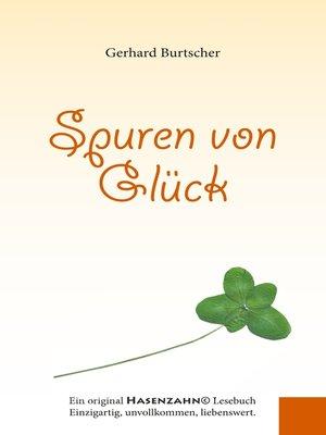 cover image of Spuren von Glück
