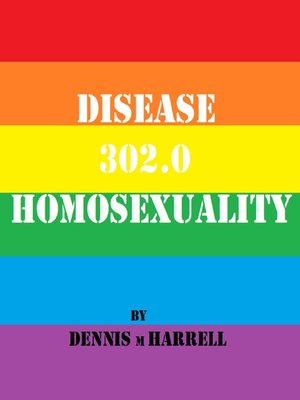 cover image of Disease 302.0