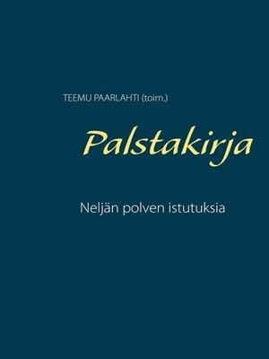 cover image of Palstakirja