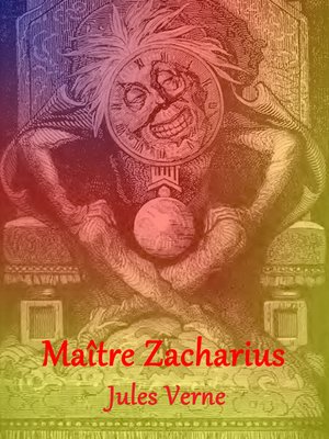 cover image of Maître Zacharius