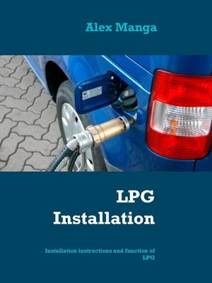 cover image of LPG Installation