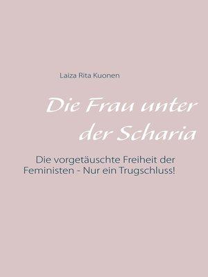 cover image of Die Frau unter der Scharia