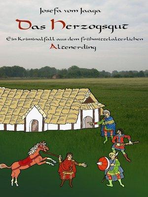 cover image of Das Herzogsgut