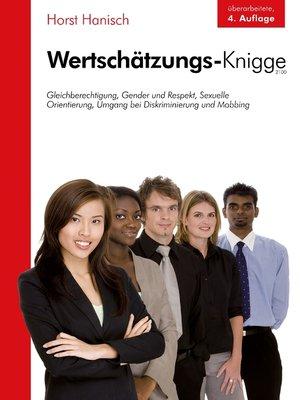 cover image of Wertschätzungs-Knigge 2100