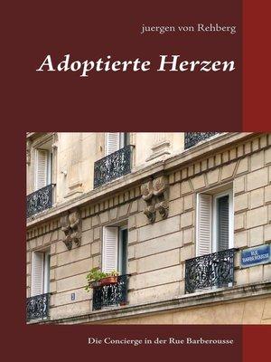 cover image of Adoptierte Herzen