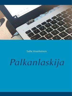 cover image of Palkanlaskija