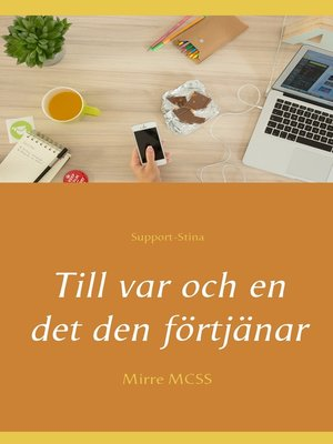 cover image of Till var och en det den förtjänar