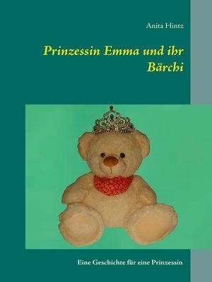 cover image of Prinzessin Emma und ihr Bärchi