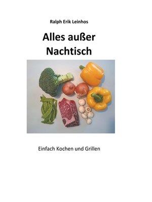 cover image of Alles außer Nachtisch