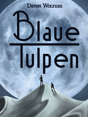 cover image of Blaue Tulpen