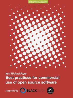 cover image of Best Practices for Commercial Use of Open Source Software
