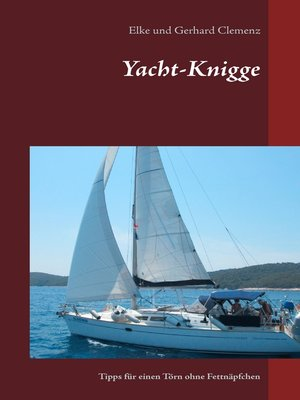 cover image of Yacht-Knigge