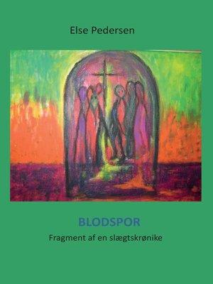cover image of Blodspor