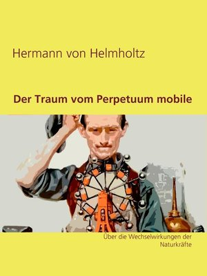 cover image of Der Traum vom Perpetuum mobile