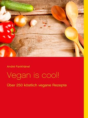 cover image of Vegan is cool!