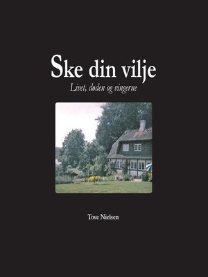 cover image of Ske din vilje