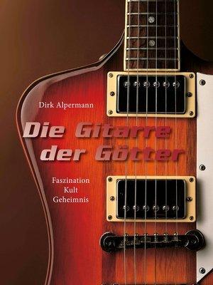 cover image of Die Gitarre der Götter