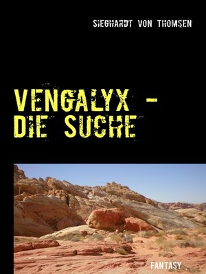 cover image of Vengalyx--Die Suche