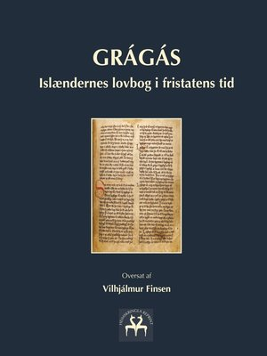 cover image of Grágás