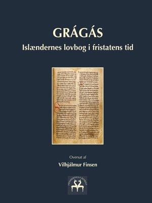 cover image of Grágás