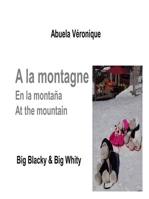 cover image of A la montagne