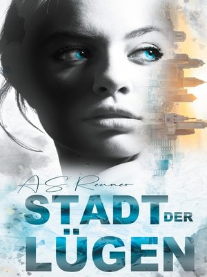 cover image of Stadt der Lügen