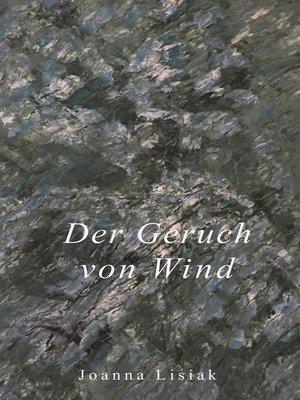 cover image of Der Geruch von Wind