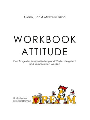 cover image of Workbook Attitude