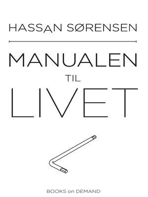 cover image of Manualen til livet