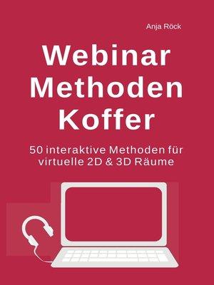 cover image of Webinar Methoden Koffer