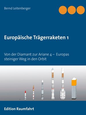 cover image of Europäische Trägerraketen 1