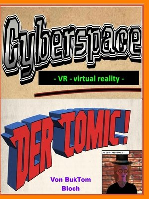 cover image of Cyberspace VR virtual reality