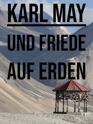 cover image of Und Friede auf Erden!