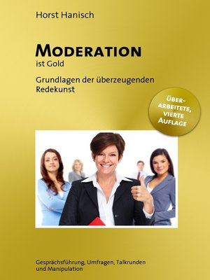 cover image of Moderation ist Gold