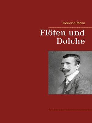 cover image of Flöten und Dolche