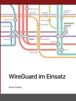 cover image of WireGuard im Einsatz