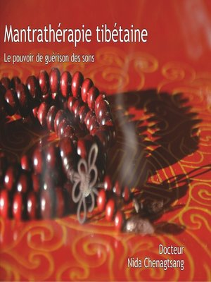 cover image of Mantrathérapie tibétaine